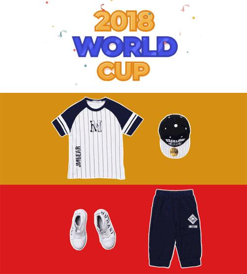 """热血世界杯 快来穿上""""战袍""""pick你喜欢的球队"""