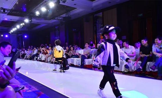 彩虹蜗牛童装品牌启动暨首届彩虹新星大赛
