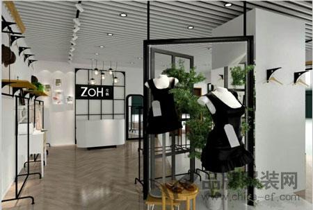 ZOH左韩品牌服装6月底即将登场区域 尽请期待