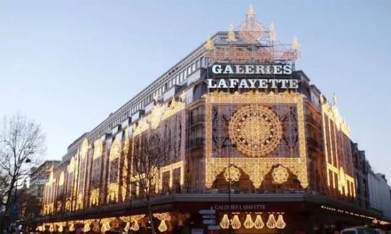 HQPattein图案 巴黎成为时尚之源居然不是因为LV CHANEL?