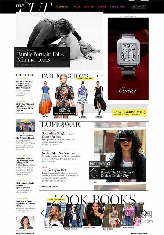 寒冬下时尚网站The Cut坚持纸媒  数字化和传统哪个好?