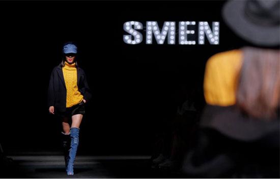 SMEN诗萌品牌女装 2018冬季时尚发布会