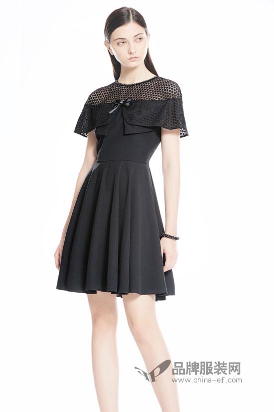 """夏季该选择什么样的连衣裙?保时霓女装给你""""好看"""""""