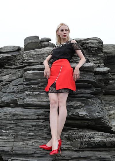 丹菲诗女装 国内休闲服装知名品牌之一 诚招加盟商