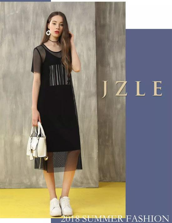 JZLE/珈姿莱尔一次回眸 一生美丽 一个夏日 一种风情!