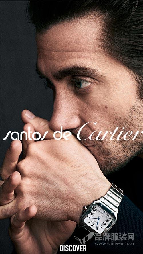 Santos de Cartier卡地亚山度士腕表全新微电影 天生无畏