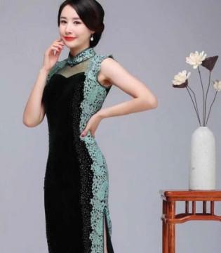 东方贵族品牌女装 淋漓精致的展示女性柔美