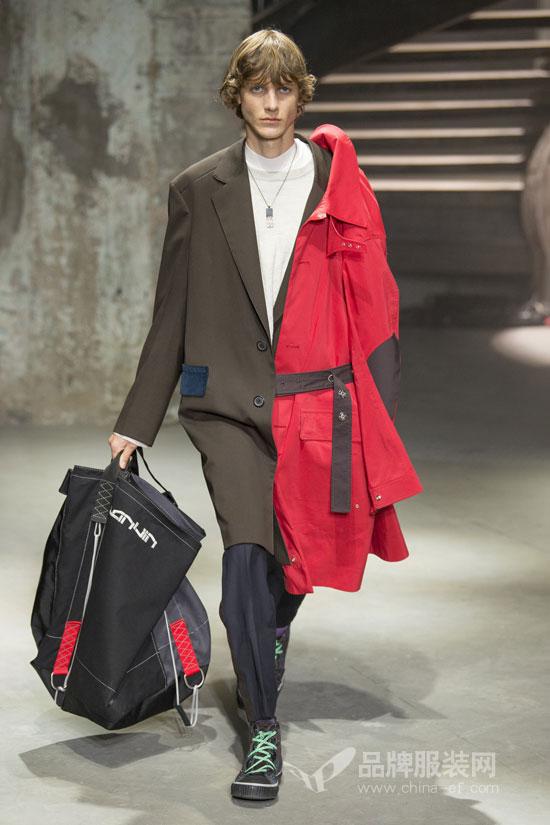 Lanvin浪凡2019春季巴黎男装周 新的优雅 新的成熟