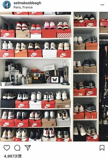 球鞋在过去属于低端运动休闲时普普通通商品如今走入奢侈化