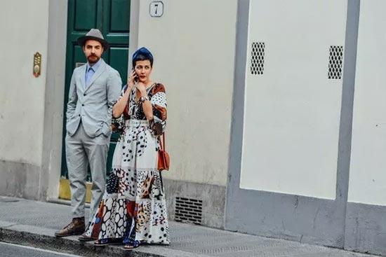 SUSSI LADY | 意大利Pitti Uomo 别样的女性魅力!