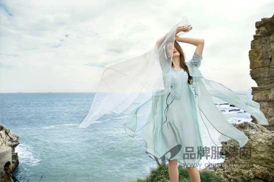 秀蓓儿女装立足华夏文化  拥有国际视野 还差你的创造力
