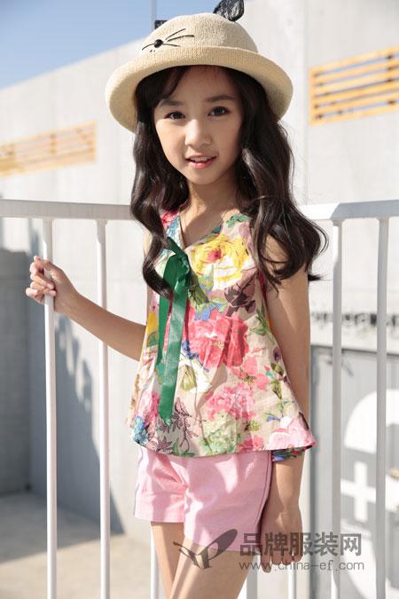 土巴兔品牌童装 就是小公主的忠实骑士!
