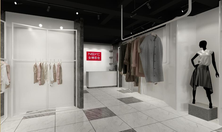 新店入驻 女神衣仓女装即将盛大开业 敬请期待