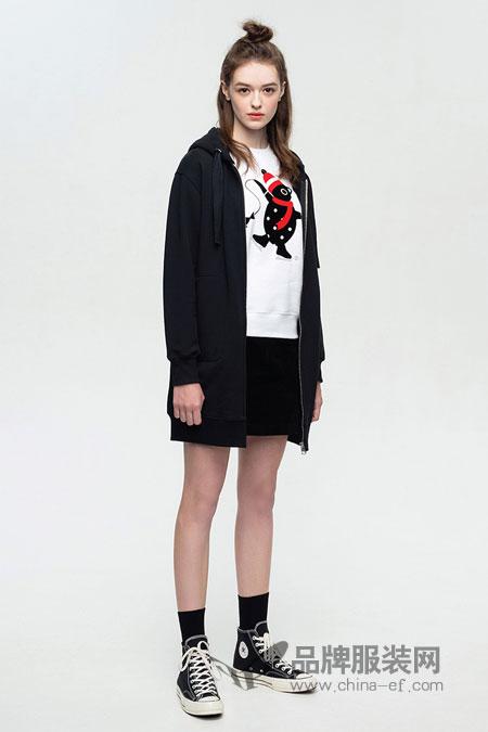 M+品牌女装 都市小资女性青睐的时尚休闲服饰
