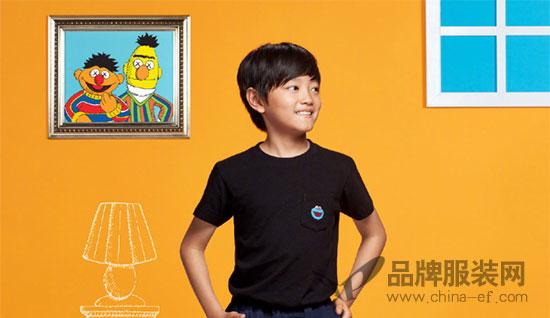 UNIQLO优衣库KAWS x Sesame Street芝麻街UT合作系列