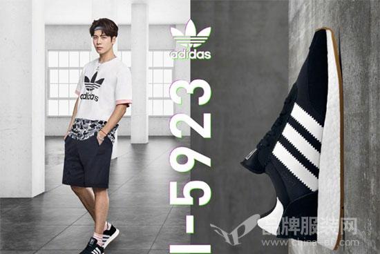 adidas阿迪达斯Ultra BOOST新品 别具一格