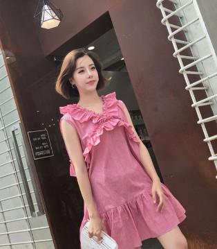 海玲女装演绎韩式甜美个性  比经常请吃饭的姐姐还漂亮