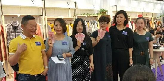 华丹尼北京分部|京骅贸易2018秋冬新品发布会暨订货会