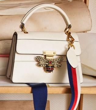 Gucci Prefall 18系列新品 复古风潮再起