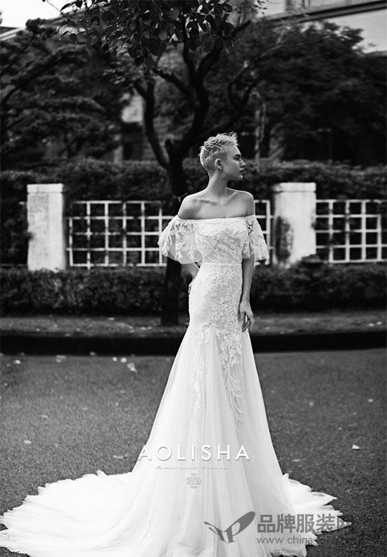 AOLISHA澳利莎2019春夏系列新品 爱之语