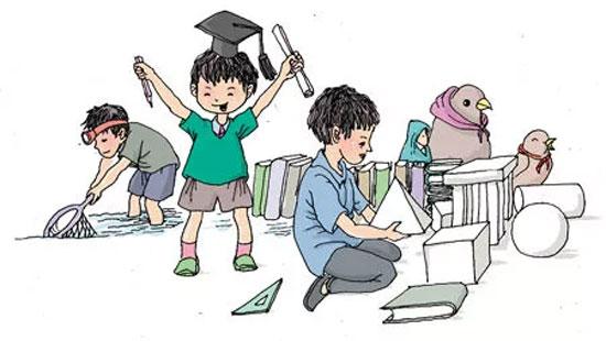 暑假来了 如何让孩子戒掉网瘾 只需这样做就可以