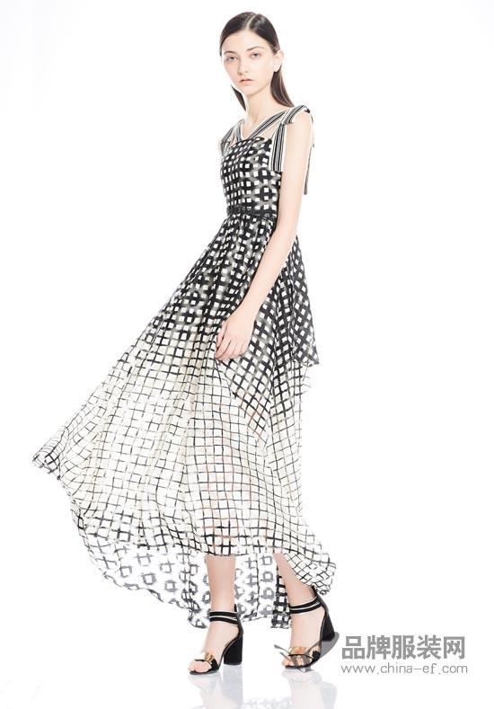 """穿时髦又高级的""""保时霓""""女装 才是夏季正确的打开方式"""