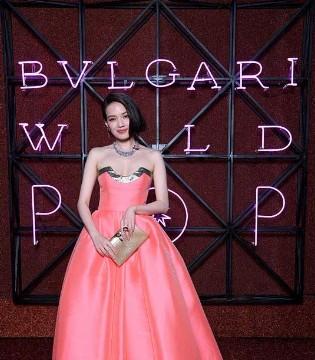 舒淇Bella Hadid盛装出席宝格丽品牌晚宴