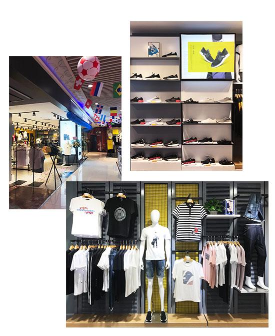 七月|盛夏 CAISEDI凯施迪广州天娱广场店 隆重开业
