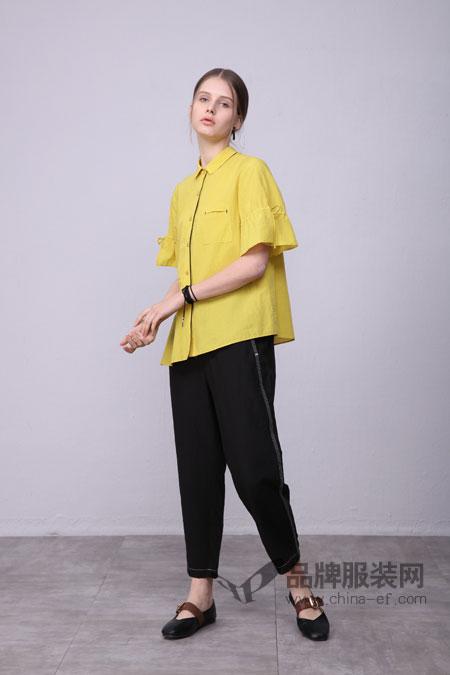 ZIRONG子容品牌女装 做一个 37℃女人