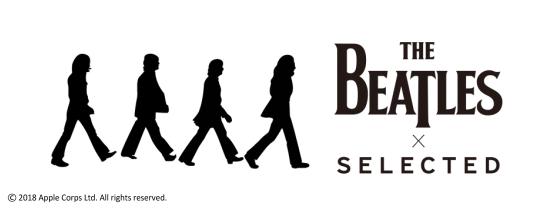 SELECTEDXTHE BEATLES限量上市经典重现