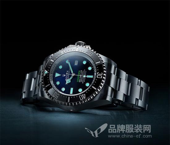 ROLEX劳力士深潜型系列 探索深海必备腕表
