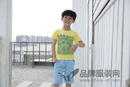 """夏季小绅士该穿土巴兔  """"华丽变身""""成明星范!"""