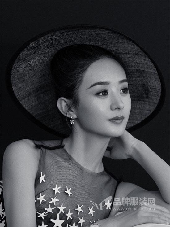 浪琴表大使赵丽颖、翟天临首次亮相戴安娜赛马大奖赛