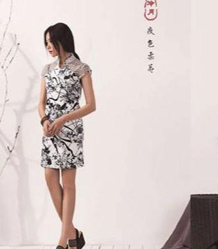 古着·花色女装品牌惊艳亮相国际品牌服装展!