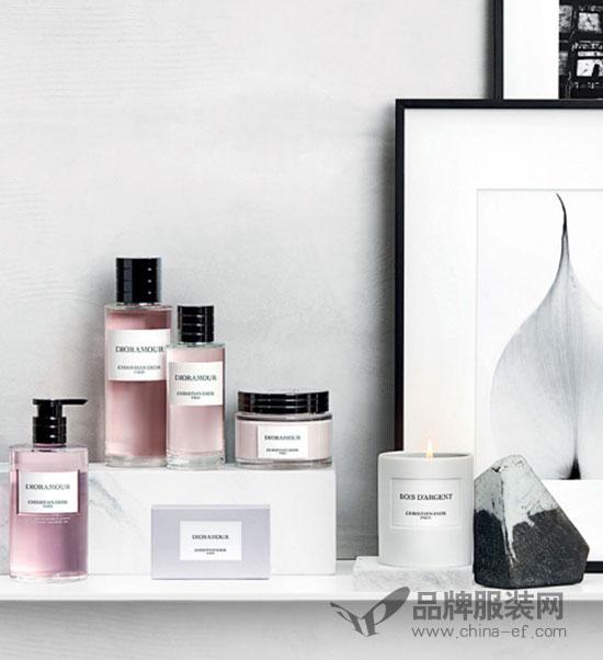 Dior迪奥香氛世家 缤纷闪耀的色彩承载着丰富细腻的情感