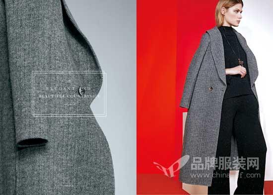 乔帛女装秋衣已上市:个性风格和秋外套席卷大街小巷