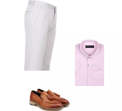 富绅答疑 白裤子这样选 不娘、不low、不透、不显胖