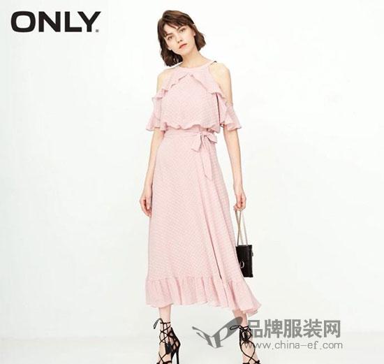 丹麦潮牌ONLY夏季<a href='http://news.china-ef.com/list-107-1.html'  style='text-decoration:underline;'  target='_blank'>新品</a> pick你的ONLY・蜜