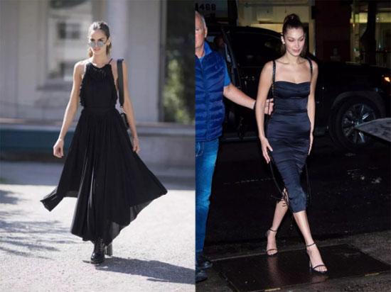 Saslax莎斯莱思经典不过时的小黑裙 这么穿才最好看!
