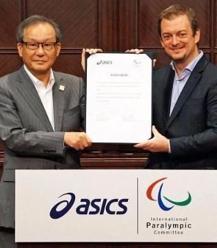 进行全球扩张 亚瑟士与国际残奥会签最高级别赞助商协议