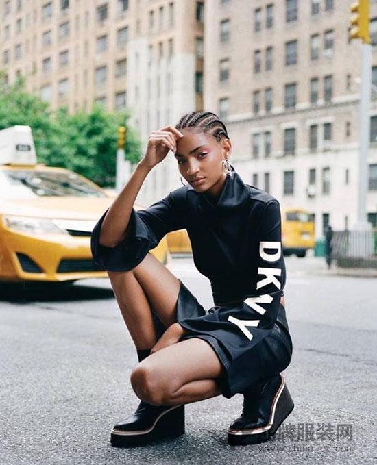 时装品牌DKNY推出全新系列 展现纽约的独特魅力