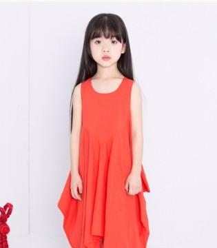 童衣汇韩版童装兼顾可爱与个性 夏天既要空调也要它