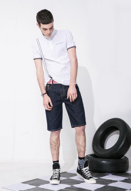 Saslax莎斯莱思时尚品牌男装 时尚潮流而又不张扬!