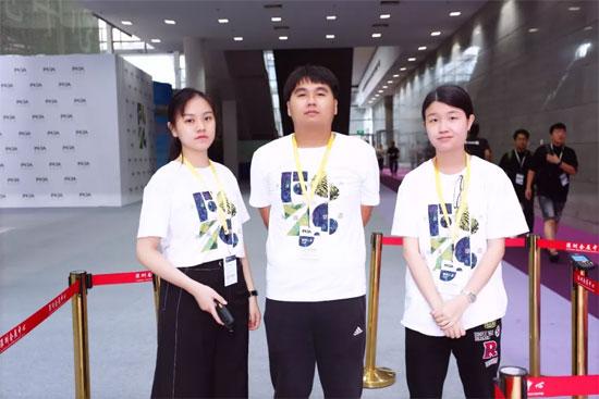 2018时尚深圳展 有这样一群人 他们说的很少做的很多