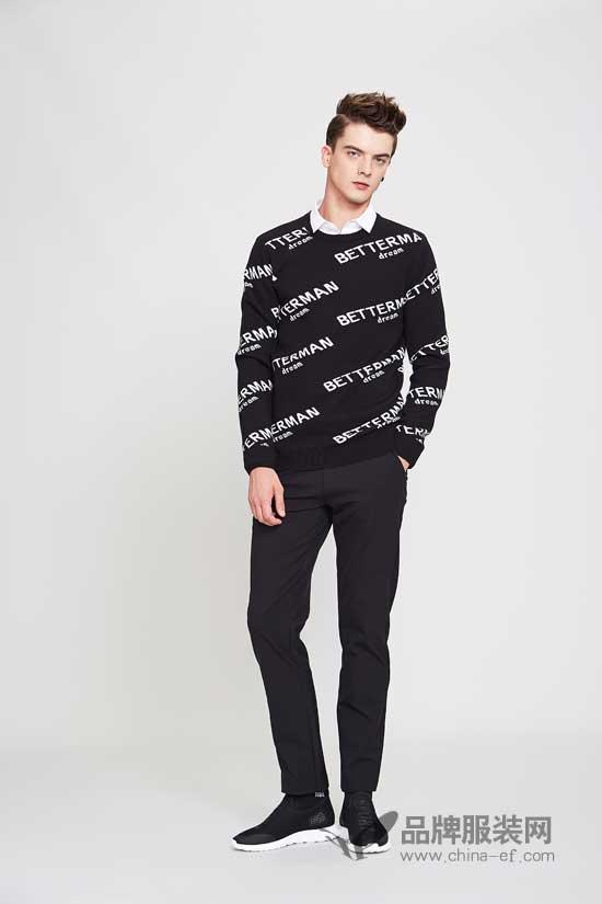 大男孩的潮流新风尚全在佐纳利新款秋冬男装
