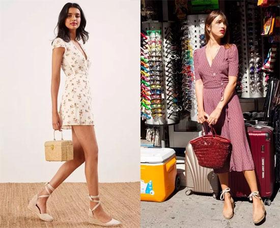 """今夏最红最显瘦的裙子是这条""""茶歇裙""""?"""