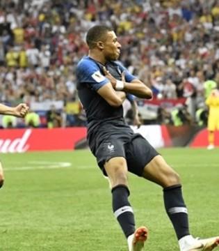 每日时尚:法国队夺冠Nike成世界杯最大赢家