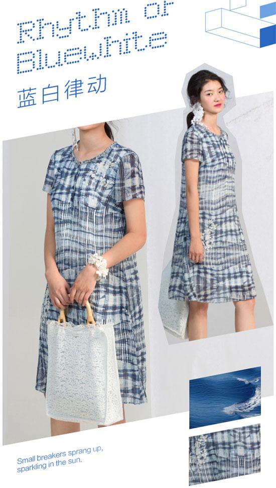 夏日标配 没有连衣裙拯救不了的衣荒