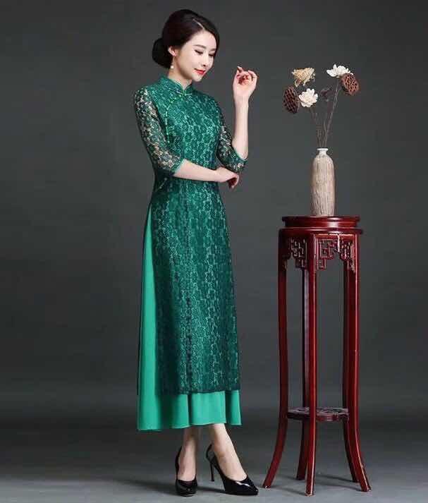 追求个性化和东方品味 加盟东方贵族旗袍品牌就对了