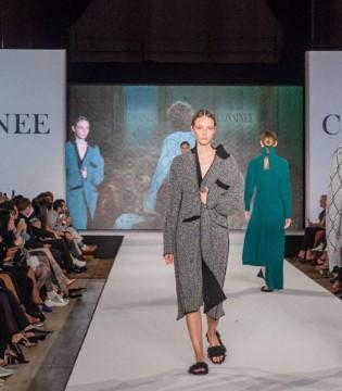 中国羊绒纱线品牌康赛妮集团纽约时尚首秀绽放光彩